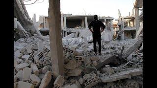 أخبار عربية - وقف العمليات القتالية لمدة 48 ساعة في مدينة #درعا