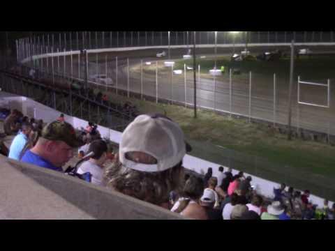 ThunderBird  Speedway Muskogee USRA A Mod 07/21/17