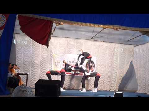 MIME 1st prize- Kerala university youth festival 2013 (Christian College, Chengannur)