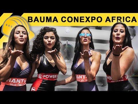 Unterwegs in Südafrika - bauma 2018 Tour | Trucks & Baumaschinen für Afrika