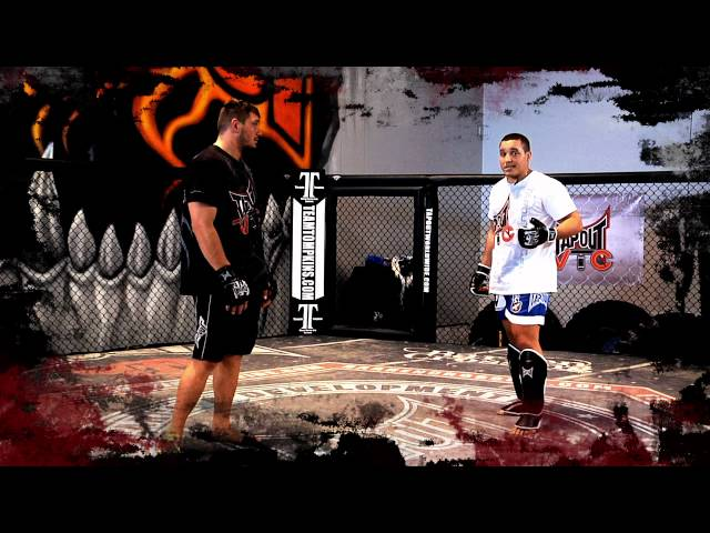 TapouTVTC MMA Training Overview
