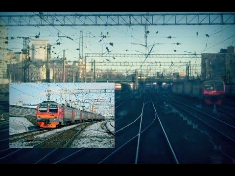 От Казанского вокзала до пл.47 км за 10 минут