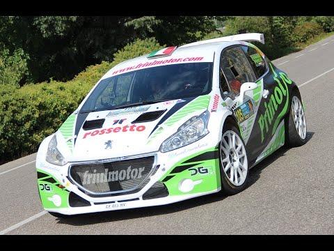 XXXIII Rally Due Valli 2015 - Shakedown (HD)
