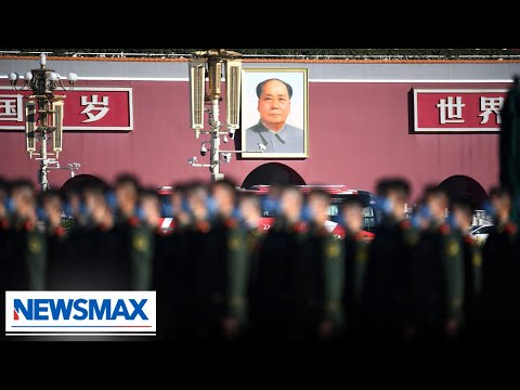 Chang: China will never be contained | Wake Up America on Newsmax