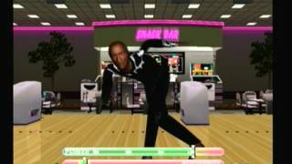 Let's Play Strike Force Bowling- Open Play and Practice
