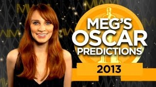 Movies With Meg - Oscar Predictions 2013 - HD Movie Review