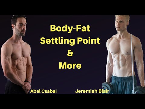 How I changed my body-fat settling point and more..(Living Lean Podcast)