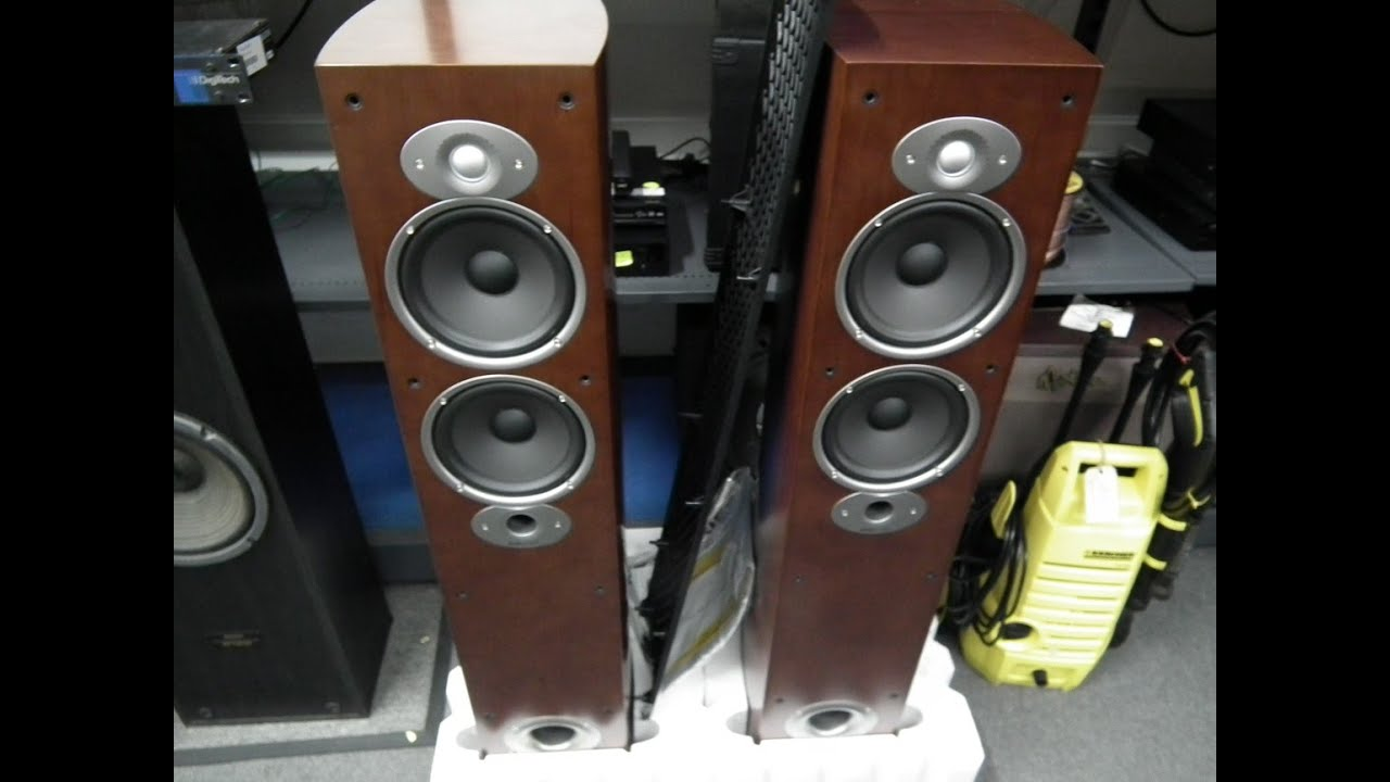 Polk Audio RTi A5 Cherry Wood Veneer