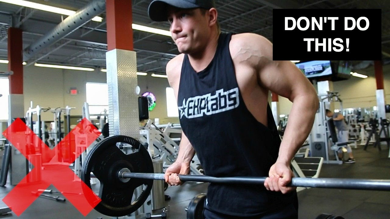 How to PROPERLY Barbell Row | 3 Barbell Row Variations for Muscle ...