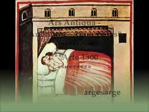 Ars Antiqua - Anonimo: Amor potest -Early Music Consort Of London- David Munrow ***Arte 1300