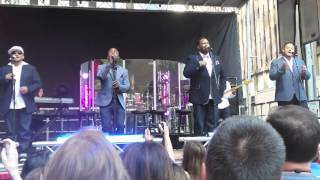 All-4-One - 'I Swear' Live on Fox & Friends