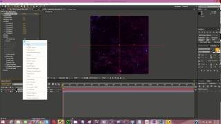 How to make a Twinkling Star effect in After effects