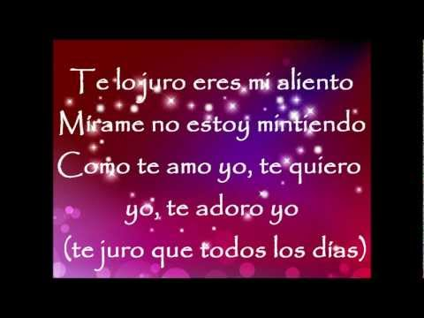 Mi TeSoRo -  WiSin & YaNdEL (letra)