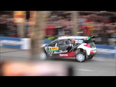WRC Rally RACC De Catalunya 2015