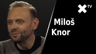 """""""Na Barrandov bych už znovu nešel, do některých televizí je slušnost nechodit"""" říká komik Miloš Knor"""