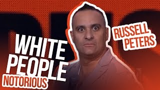 White People  Russell Peters - Notorious