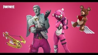 Fortnite Valentine Update - Battle Royale | (Sub Goal 7.8k - 10k) #FreeDomGang - Live Gameplay