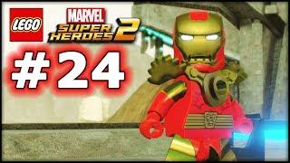 LEGO Marvel Superheroes 2 - LBA Episode 24 - Gold Brick Master!