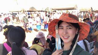 Ep.063:มาดูชาวอี้กุ้ยเต้นเป็นวงสนุกมากที่บนดอย-นับถือศาสนาพุทธ