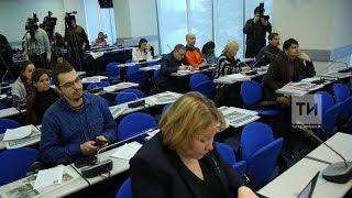 Пресс-конференция о профилактике алкоголизма и наркомании в Татарстане