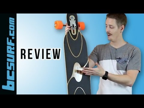 Loaded Dervish Sama Longboard Review - BCSurf.com