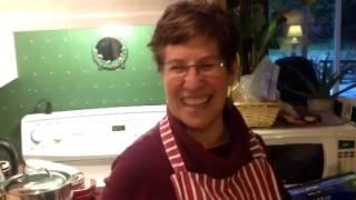 """""""christmas Dinner"""" At The Kay-grummett Home"""