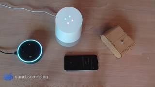 Infinite Looping Siri, Alexa and Google Home