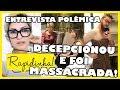 ANTONIA FONTENELLE ENTREVISTA SARAH E DECEPCIONA AO ASSUMIR DESINTERESSE POR VERSÃO DE LETICIA