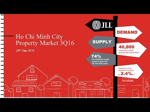 3Q16 HCMC Property Market | SUPPLY - DEMAND: IMBALANCE?