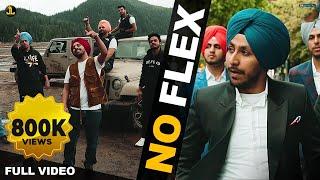NO FLEX (Official Video) King Dhillon | Masand Music | Gold Media | Jatt Life Studios | Punjabi Song