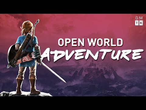 Legend of Zelda: Breath of the Wild - An Open World Adventure | Game Maker's Toolkit