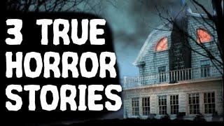 3 True Scary HORROR Stories From REDDIT