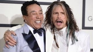 Grammys Awards 2014: Let's talk about Steven Tyler's mustache