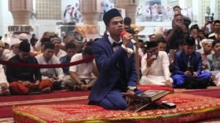 Merdunya Suara Muzammil Hasballah di Resepsi Pernikahannya - Youtube