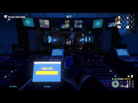Payday 2: Alesso heist sound of silence achievement solo
