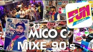 MICO C mixe 90's chez BRUNO DANS LA RADIO sur FUN RADIO