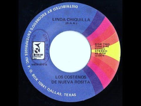 LOS COSTEÑOS DE NUEVA ROSITA COAHUILA '' LINDA CHIQUILLA''