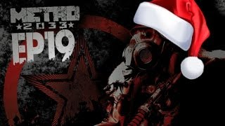 Op Channel 老皮實況台『戰慄深隧 Metro 2033!』EP.19 無處可逃 No Way Out!