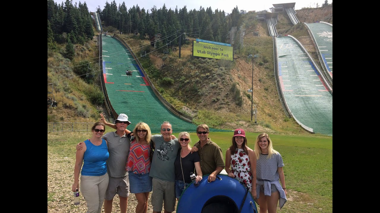 Extreme tubing park city utah olympic park youtube sciox Gallery