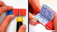 43 AWESOME SCHOOL HACKS YOU WISH YOU KNEW BEFORE