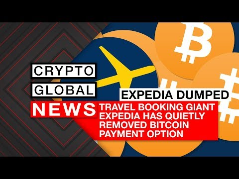 Travel Booking Giant Expedia Has Quietly Removed Bitcoin Payment Option