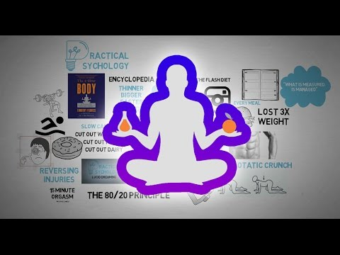 The 4 Hour Body - Tim Ferriss - Animated Book Review