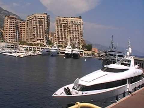 Heliport Monaco - Port de Cap D'Ail