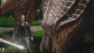 Scalebound - Xbox One Gameplay - Gamescom 2015 - 1080p