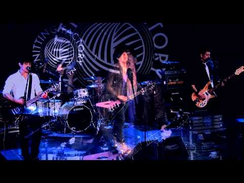 Marianas Trench - Beside You LIVE @ Knitting Factory Brooklyn