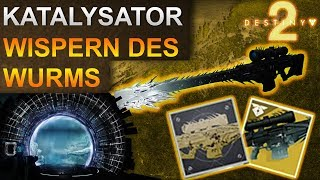 Destiny 2: Wispern des Wurms Katalysator & Geheime Mission Guide (Deutsch/German)