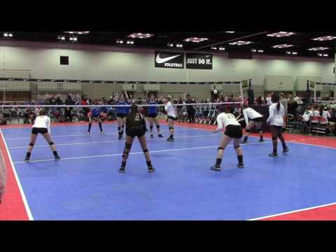 Carrington Gay #13 | Fatchmo Volley | Nike Mideast Qualifier Highlights