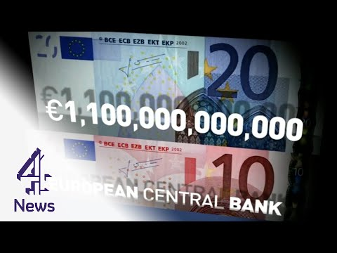 ECB unleashes financial 'bazooka' to bolster European market | Channel 4 News