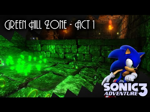 Sonic Adventure 3 - Fangame Windows, Mac - Indie DB