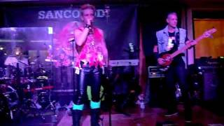 PRODIGAL BLUES -Screamin Idol (Billy Idol italian tribute band)